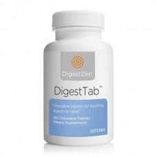 DigestTab™ Chewable Tablets / «ДайджестТэб», для комфортного пищеварения, 100 таб.