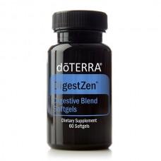 DigestZen® Softgels Digestive Blend / «Дзен пищеварения», БАД, 60 капсул