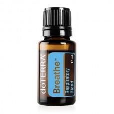 Breathe® Respiratory Blend / «Дыхание», респираторная смесь масел, 15 мл
