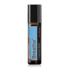 Breathe® Touch Respiratory Blend / «Дыхание», смесь масел, роллер, 10 мл