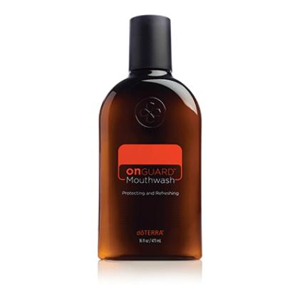 dōTERRA On Guard® Mouthwash / Жидкость для полоскания рта, 473 мл