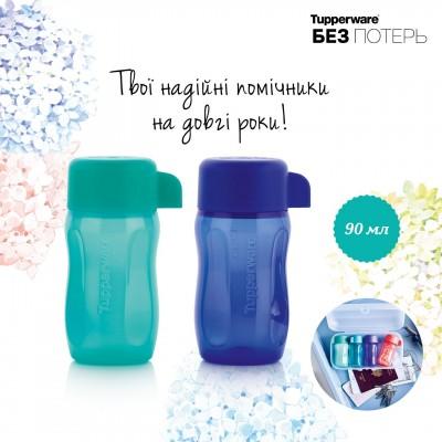 Набор эко-бутылок (90 мл) Мини, 2 шт